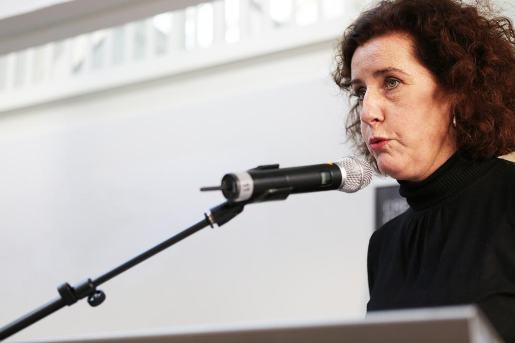 Ingrid van Engelshoven, Deputy Mayor for International Affairs, The Hague