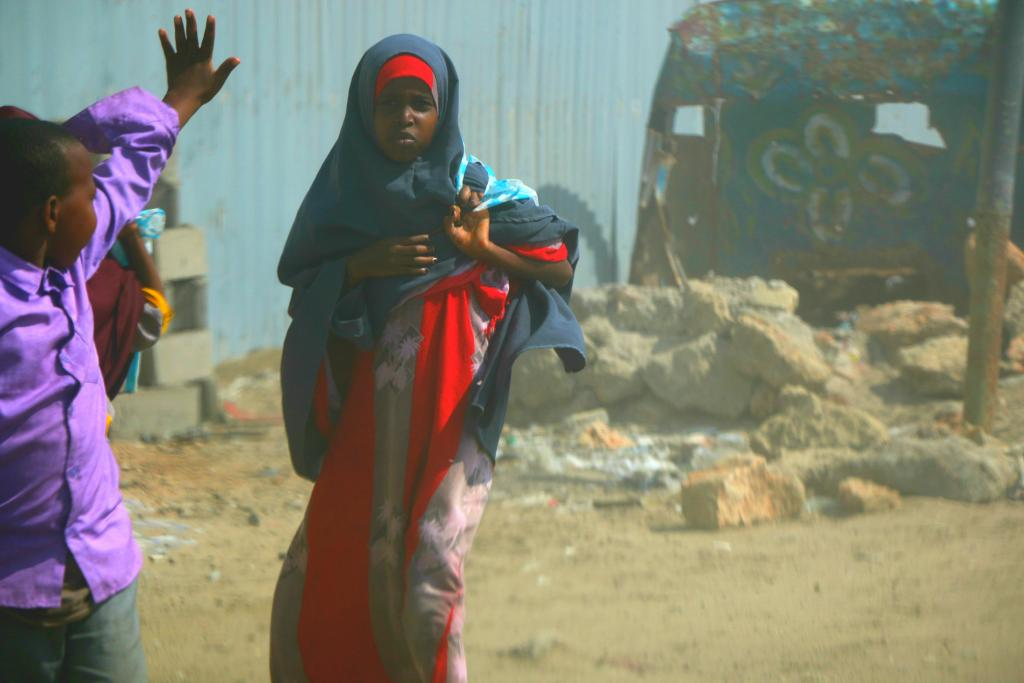 In late 2013, 1.1 million people in Somalia were estimated to be internally displaced. Compounding the harsh conditions in which many of the refugees live, this demographic dispersion makes the organization of elections or referenda logistically impossible. In 2012, in an effort to generate legitimacy for Somalia's constitutional process, IDLO 'piloted' the draft Constitution among the Somalis housed at Kakuma camp in northern Kenya – a rare case of empowerment of the most disadvantaged.